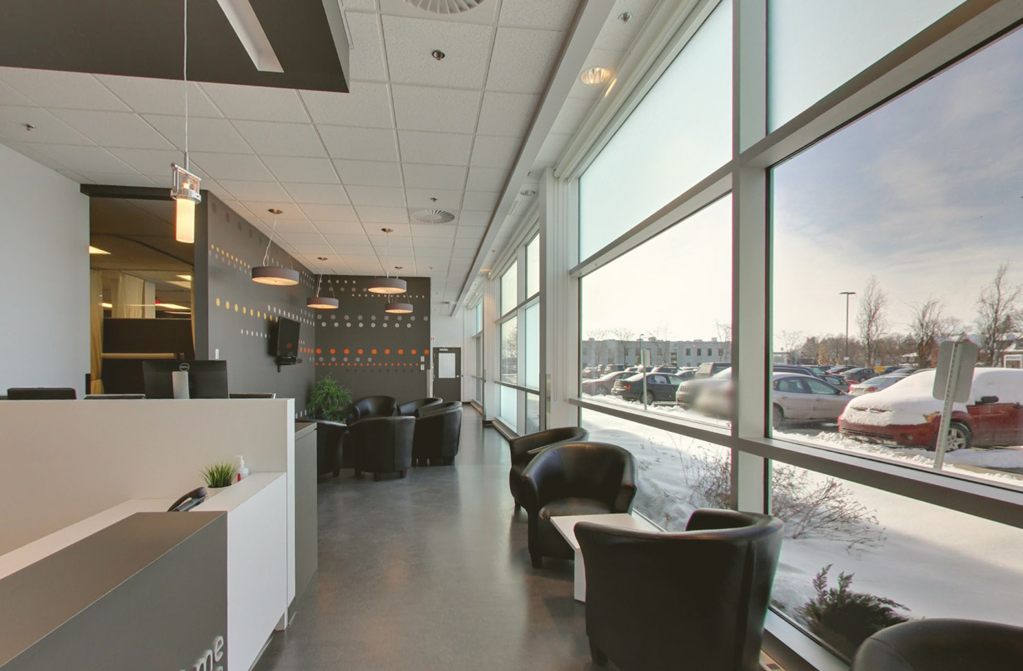 Montreal Clinic Facility - Altasciences