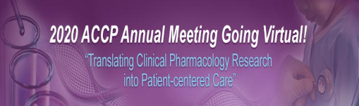 2020 ACCP Annual Meeting | Virtual