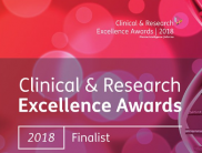 Clinical and Research Excellence Awards 2018