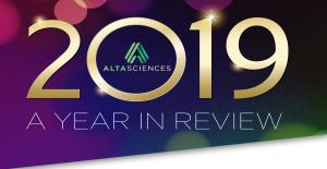 Altasciences - 2019 Year in Review