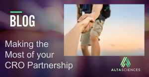 Making the Most of your CRO Partnership