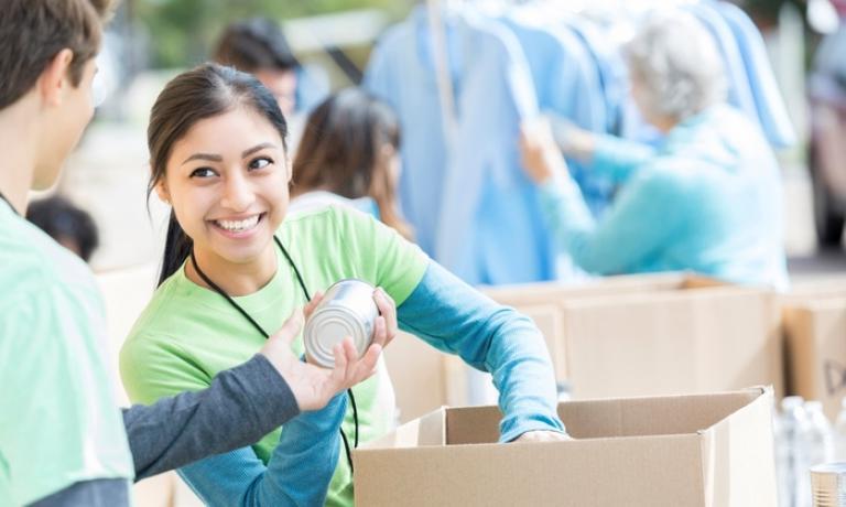 How Generosity Increases Happiness