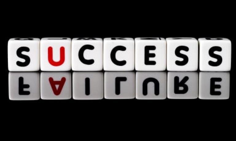 Science: Finding Success through Failure