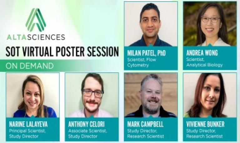 SOT Virtual Poster Session