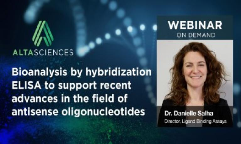 Bioanalysis by Hybridization ELISA for Antisense Oligonucleotides