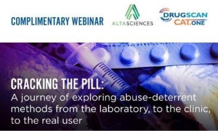 Cracking the pill:  A journey of exploring abuse deterrent methods from the laboratory, clinic, and to the real user