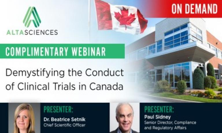 Demystifying the Conduct of Clinical Trials in Canada