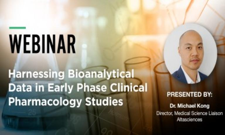 Harnessing Bioanalytical Data in Early Phase Clinical Pharmacology