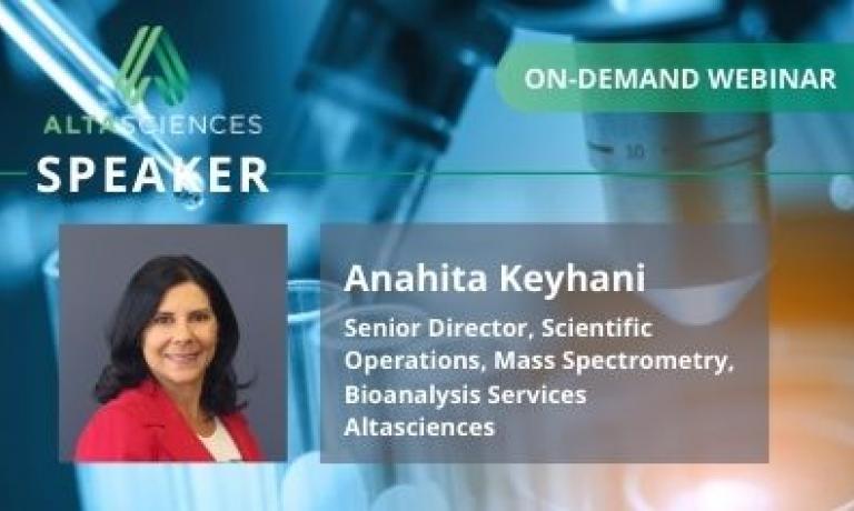 Transitioning Novel Scientific Workflows To Routine Bioanalysis with Dr. Anahita Keyhani