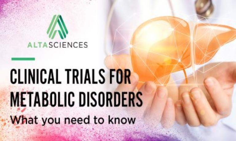Clinical Trials for Metabolic Disorders— What You Need to Know