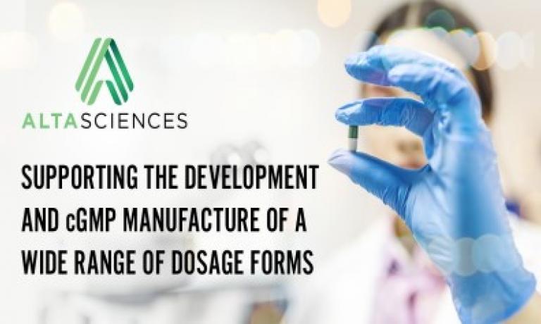 Comprehensive Drug Manufacturing Solutions