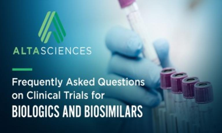 Answers to your questions on the development of biologics and biosimilars