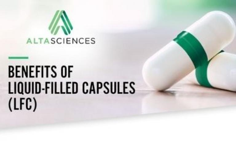 Benefits of Liquid-filled Capsules