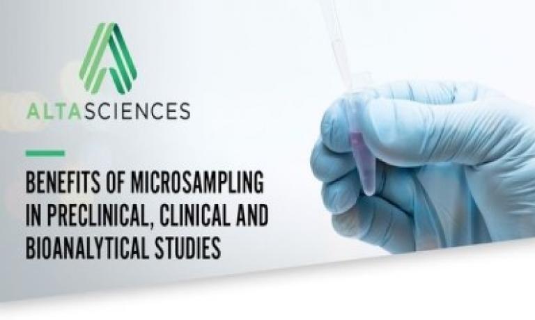 Microsampling Benefits