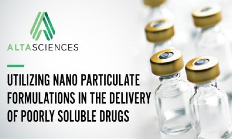 White Paper – Nano Particulate Formulations