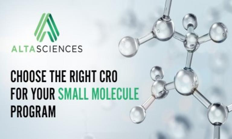 The Right Strategy for your Small Molecule Program