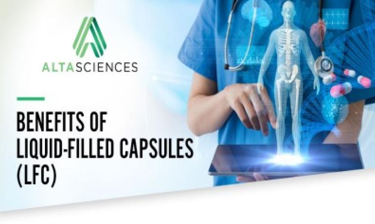Save Time and Costs with ACP's Liquid-Filled Capsules