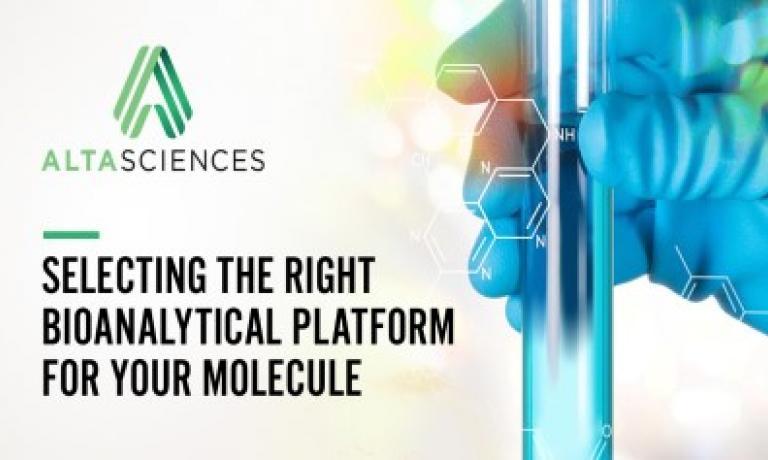 Bioanalytical Platform Selection for Your Molecule