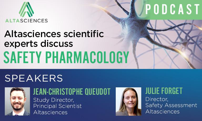 Altasciences Scientific Experts Discuss Safety Pharmacology