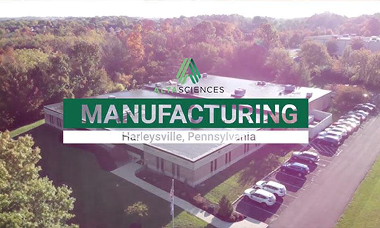 Take a Tour of our State-of-the-Art Manufacturing and Analytical Facility