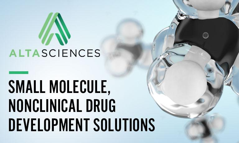 Small Molecule, Nonclinical Drug Development Solutions