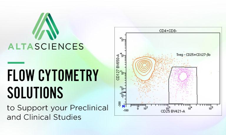 Flow Cytometry Solutions to Support Your Preclinical and Clinical Studies