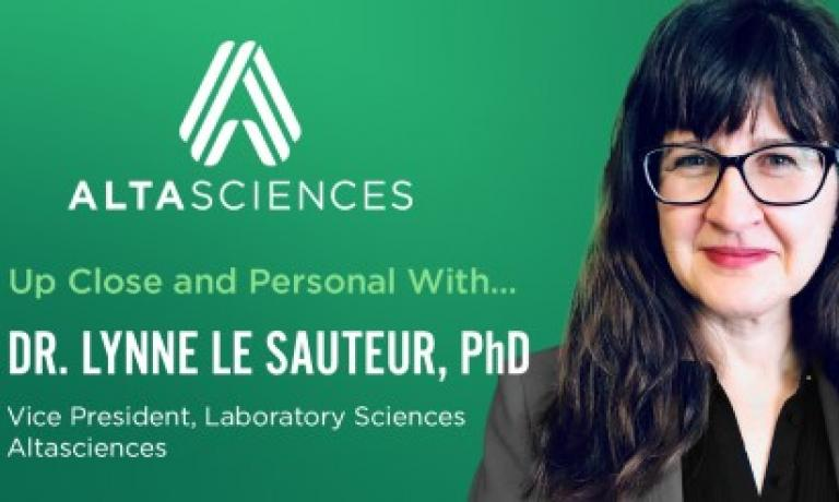 Up Close and Personal with Dr. Lynne Le Sauteur, PhD
