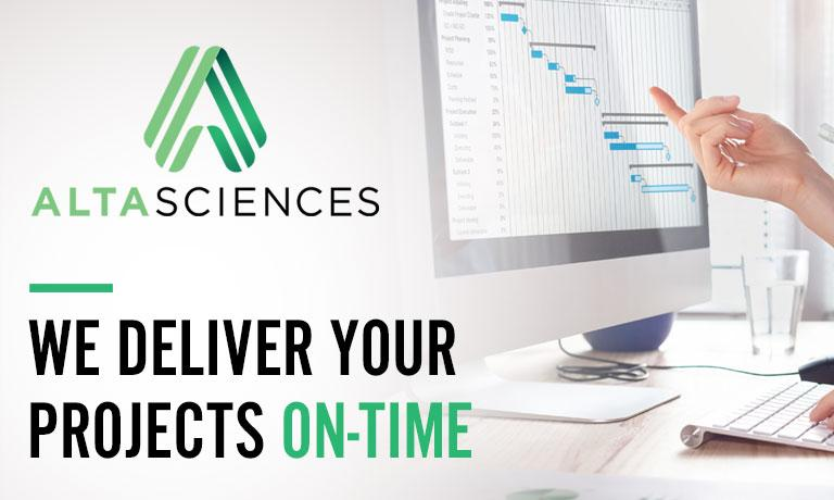 We Deliver Your Projects On-Time.